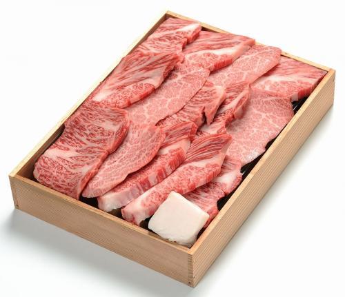 【通販】松阪牛焼肉300g(カルビ)